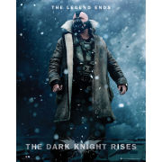 Batman The Dark Knight Rises Bane - Mini Poster - 40 x 50cm