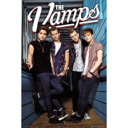 The Vamps Standing - Maxi Poster - 61 x 91.5cm