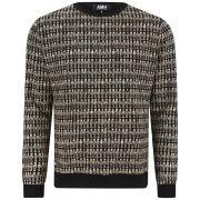Ashley Marc Hovelle Men's F1 Sweatshirt - Black