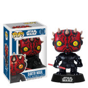 Star Wars Darth Maul Pop! Vinyl Figure - Action Figures - New