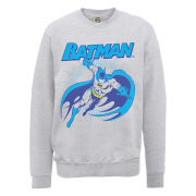 DC Comics Sweatshirt Batman Leap - Heather Grey