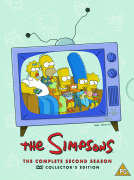 The Simpsons - Complete Season 2 Box Set