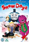 Snow Days (Thomas and Friends / Bob the Builder / Fireman Sam / Angelina Ballerina / Barney)