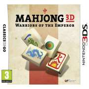Mahjong 3DS: Warriors of the Emperor