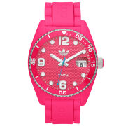 adidas Original Brisbane Silicone Watch - Pink