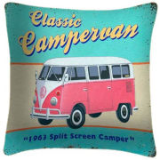 Martin Wiscombe VW Camper Cushion