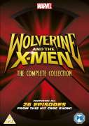 Wolverine and the X-Men Complete Collection