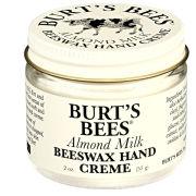 Burt's Bees Hand Creme - Almond Milk Beeswax (57G)
