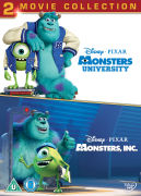 Monsters, Inc. / Monsters University