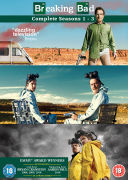 Breaking Bad - Seasons 1-3