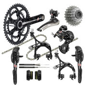 Campagnolo Record EPS 2x11 Groupset - 53/39