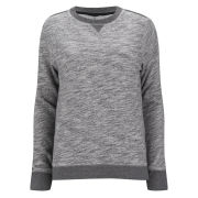 rag & bone Women's Georgia Doubled Sweatshirt - Heather Grey