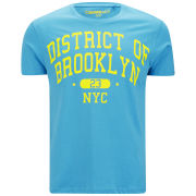 Conspiracy Men's Brooklyn T-Shirt - Blue
