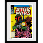 Star Wars Comic Boba Fett - 30x40 Collector Prints