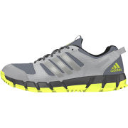 adidas Men's Vanaka 2 Running Shoes - Black/Yellow