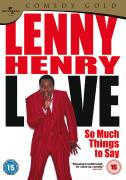Lenny Henry: So Much Things To Say, Live - Comedy Gold 2010