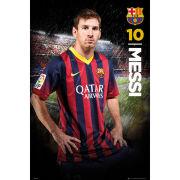 Barcelona Messi 13/14 - Maxi Poster - 61 x 91.5cm