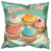 Martin Wiscombe Afternoon Tea Cushion