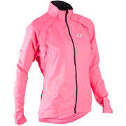 Sugoi Women's Versa Cycling Jacket - Super Pink