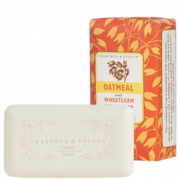 Crabtree & Evelyn Oatmeal & Wheatgerm Triple-Milled Soap (158G)
