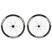 Zipp 303 Firecrest Carbon Clincher Disc Brake Front 18 spokes White Decal