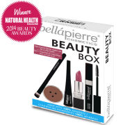 Bellapierre Cosmetics Beauty Box - Day 1
