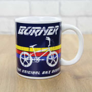 Raleigh Retro Mug Burner