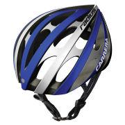 Carrera Radius 2014 Road Helmet - Blue/White