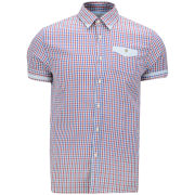 Scotch & Soda Men's Serie Shirt - Dessin B