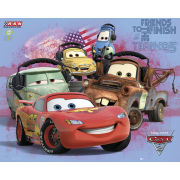 Cars 2 Group - Mini Poster - 40 x 50cm