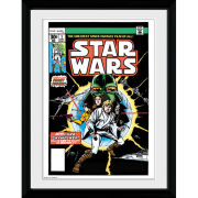 Star Wars Comic Luke - 30x40 Collector Prints