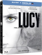 Lucy - Zavvi Exclusive Limited Edition Steelbook (Includes Ultraviolet Copy)