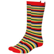 Hunter Kids' Striped Boot Socks - Multi