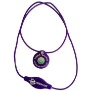Power Balance -The Original Performance Pendant   Purple With White Lettering