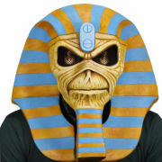 Iron Maiden Latex Mask Powerslave 30th Anniversary Limited Edition