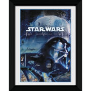 "Star Wars Blu Ray Classic - 8"""" x 6"""" Framed Photographic"