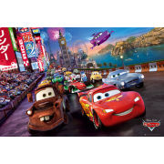 Cars Race - Maxi Poster - 61 x 91.5cm