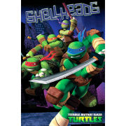 Teenage Mutant Ninja Turtles Shellheads - Maxi Poster - 61 x 91.5cm