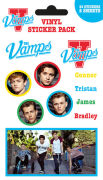 The Vamps Mix - Sticker Pack
