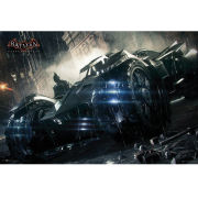 Batman Arkham Knight Batmobile - Maxi Poster - 61 x 91.5cm