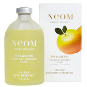 Neom Organics Reed Diffuser Refill - Invigorate (100ml)
