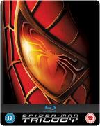 Spider-Man Trilogy - Steelbook Edition