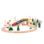 All Aboard Figure 8 Train Set