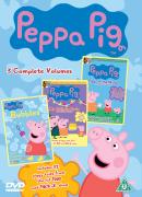 Peppa Pig - Triple: Piggy In The Middle/My Birthday Party
