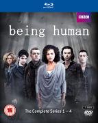 Being Human - Series 1-4