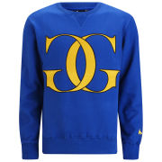 Money Men's G Logo Crew Sweat - Blue