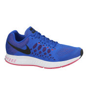 Nike Women's Zoom Pegasus 31 Running Shoes - Blue/Pink
