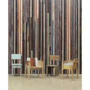 Scrapwood Wallpaper by Piet Hein Eek - Multi