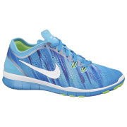 Nike Women's Free 5.0 TR Fit 5 Running Shoes - Clearwater/White