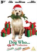 The Dog Who Collection (The Dog Who Saved Christmas / The Dog Who Saved Christmas Vacation / Dog Who Saved Halloween)